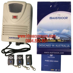 Bộ điều khiển cửa cuốn Austdoor DC