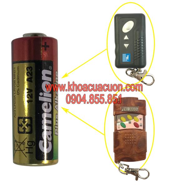 Pin điều khiển Camelion 12V-A23
