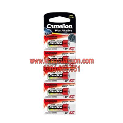 Pin điều khiển Camelion 12V-A27