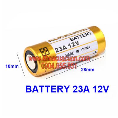 Pin điều khiển GP 12V-A23