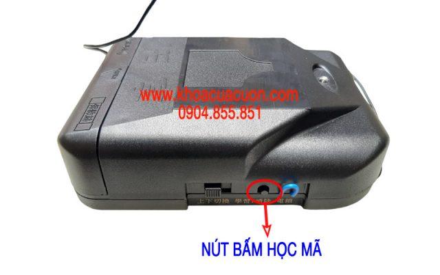 Cài hộp điều khiển YH-1B2