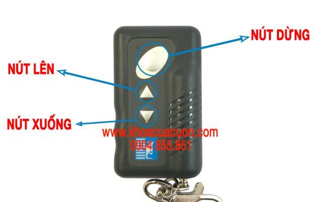 Hướng dẫn sử dụng điều khiển Austdoor