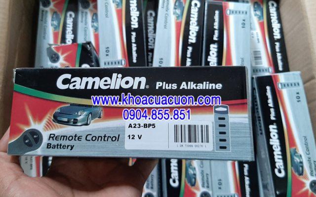 Hộp pin khóa cửa cuốn Camelion 12V-A23