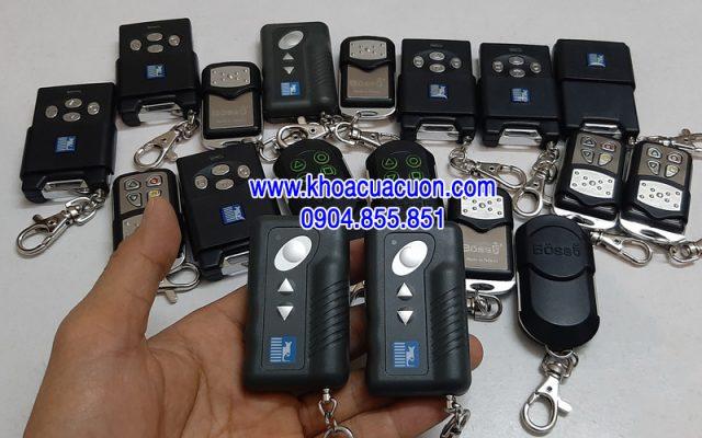 Chìa khóa cửa cuốn Austdoor 3 nút