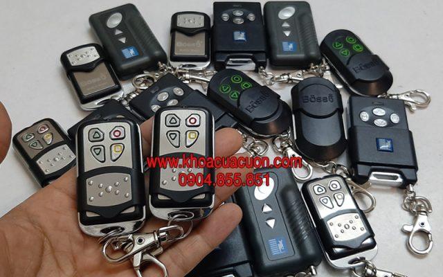 Đánh chìa khóa cửa cuốn uy tín tại Hà Nội