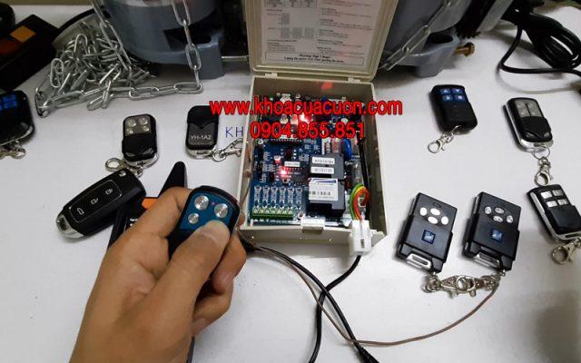 Lập trình điều khiển Austdoor
