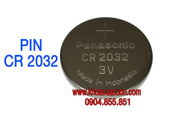 Pin Panasonic CR2032