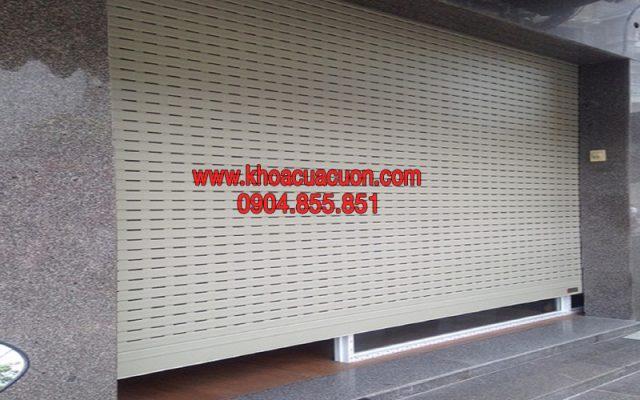 Sửa cửa cuốn giá rẻ Hà Nội