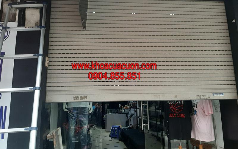 Sửa cửa cuốn Austdoor phố Bạch Mai