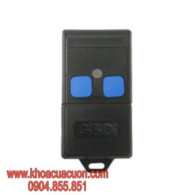 Remote điều khiển cổng tự động Gibidi