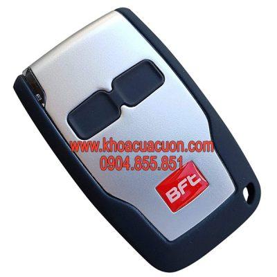 Remote điều khiển cổng BFT 2 nút