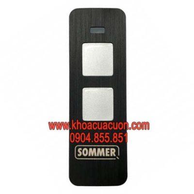 Remote cổng tự động SOMMER